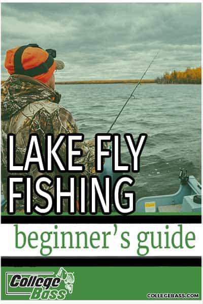 lake fly fishing beginner's guide