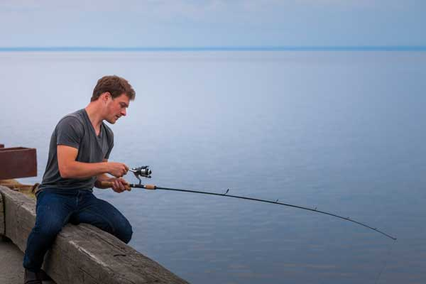 how to fish for striped bass