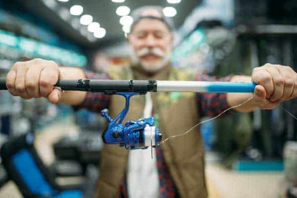 best fishing line for bass spinning reel