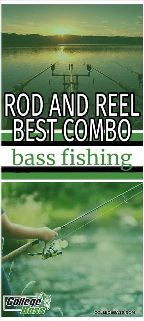 rod and reel combo for bass fishing