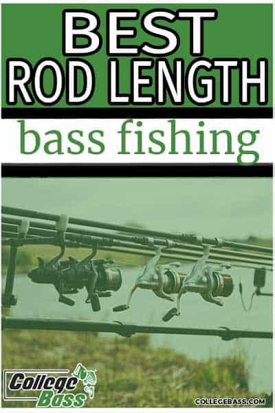 best rod length bass fishing