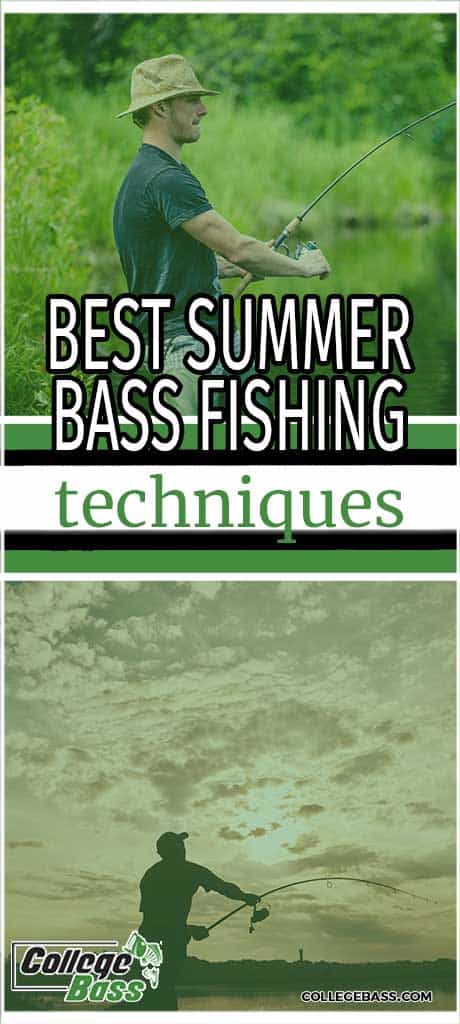best summer bass fishing technique 03