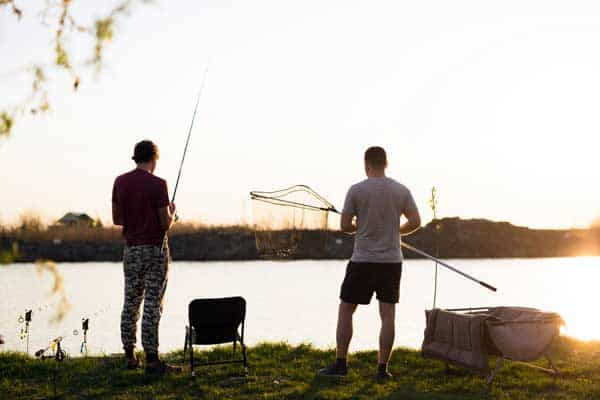 how to fish for bass in a lake